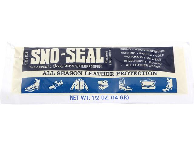 SNO Seal Shoe Wax 15g Bag
